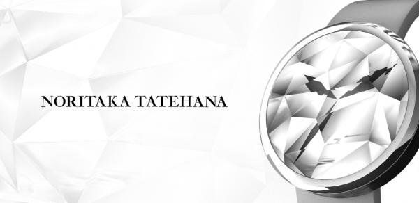 NORITAKA TATEHANA Watch Face 1
